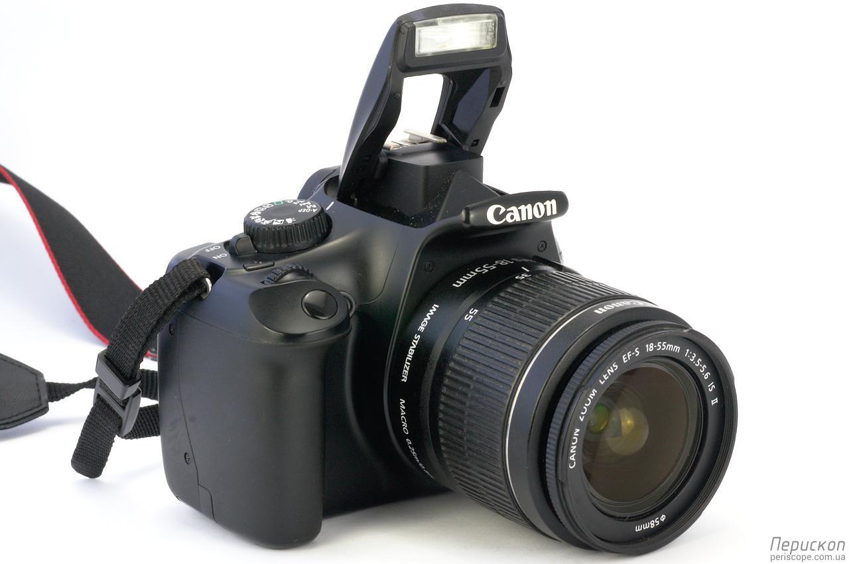 Fotocamera reflex digitale canon eos 1100 d 56
