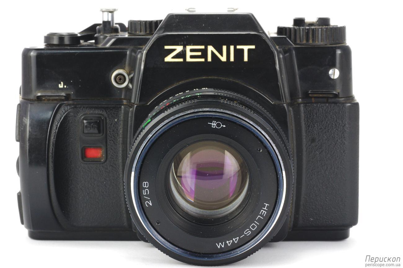 Fotoapparat Zenit 122 Obzor I Primery Foto Periskop