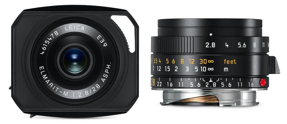 Leica представила 3 новых широкоугольных объектива  28mm f 2.8, 28mm ... d51f76d1a75