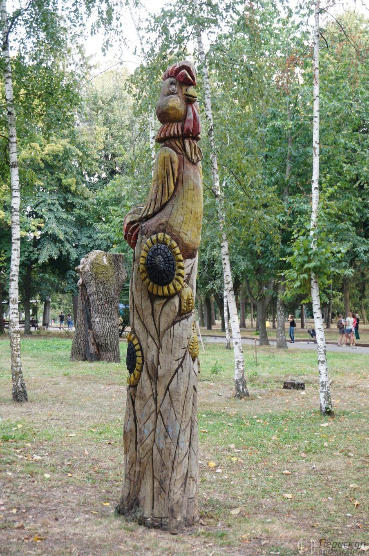 Скульптура для фонтана