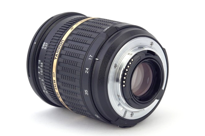 Tamron SP AF17-50mm F/2.8 XR Di II LD Aspherical (IF)