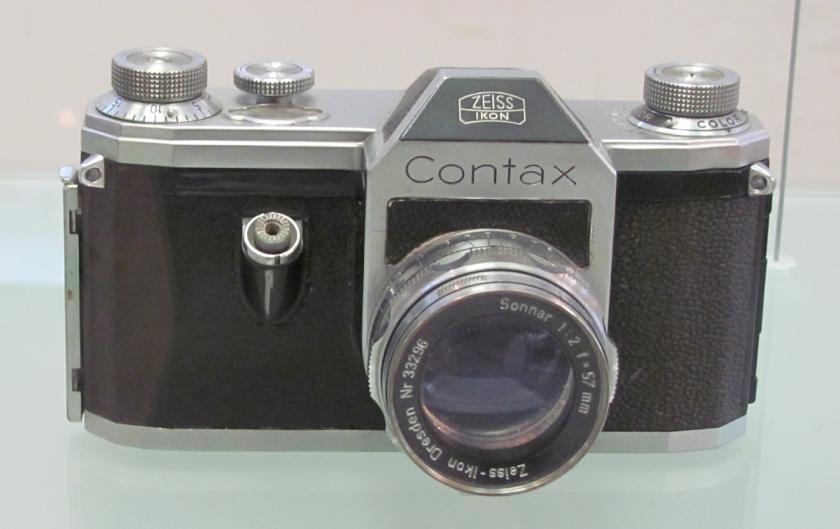 Contax S