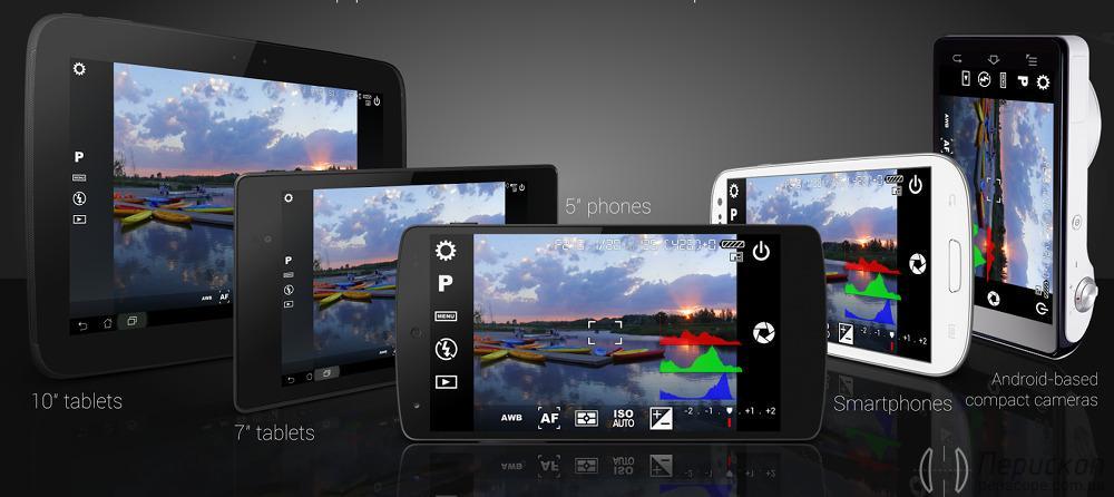 Приложение для улучшения камеры