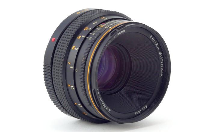 Zenza Bronica Zenzanon-S 1:2.8 f=80mm