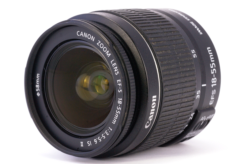 Canon EF-S 18-55mm 1:3.5-5.6 IS II