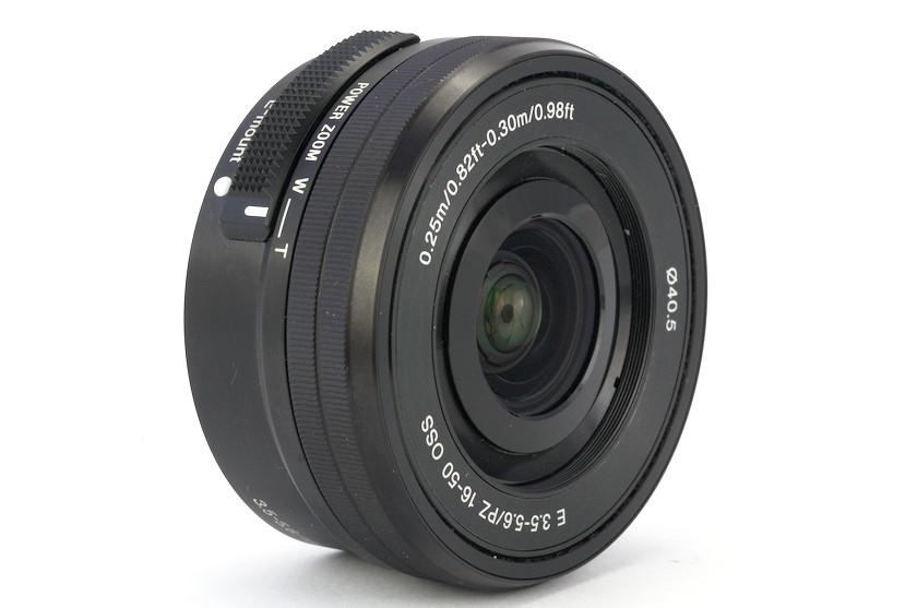 Объектив Sony 16-50mm f/3.5-5.6 OSS E PZ