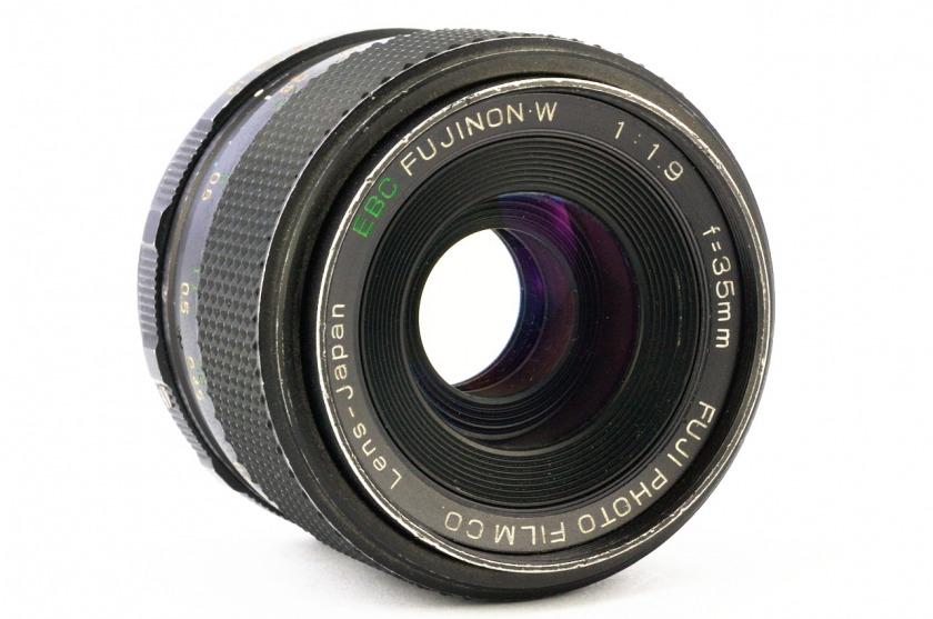 Обзор EBC Fujinon W 1:1.9 f=35mm