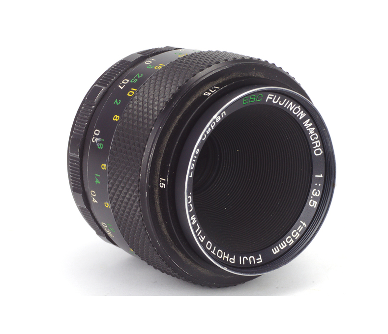 Обзор EBC Fujinon Macro 1:3.5 f=55mm Fuji Photo Film Co.