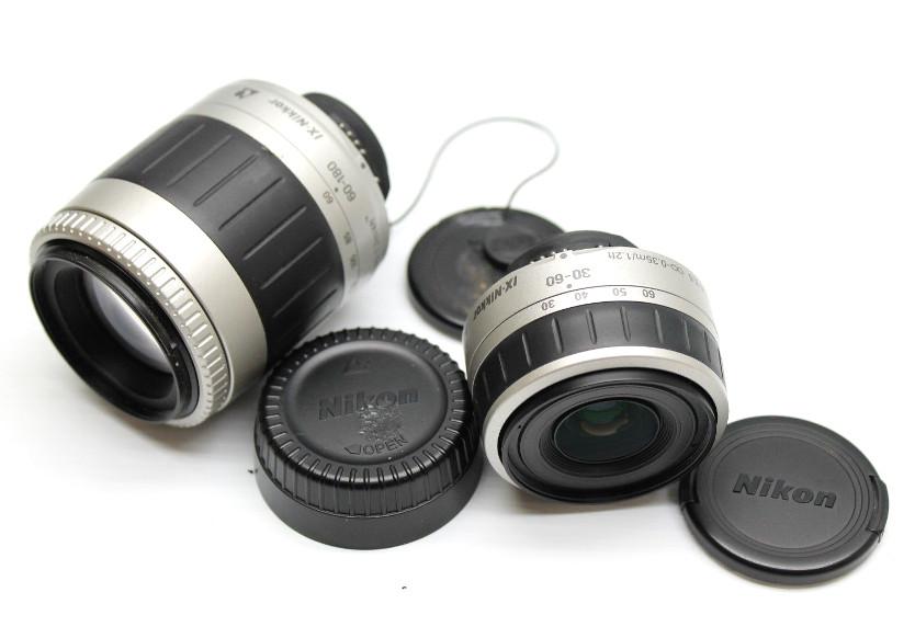 Объективы Nikon IX-Nikkor