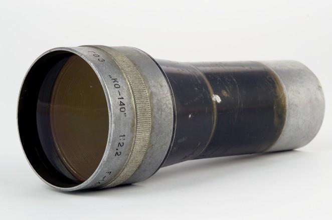 КО-140 1:2,2 F=140 мм