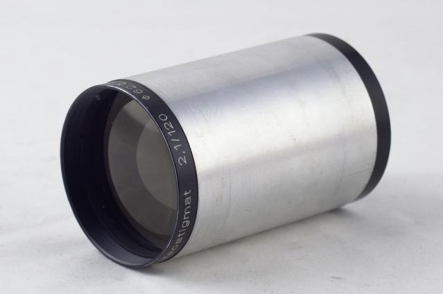 Meopta Meostigmat 120 mm f/ 2.1