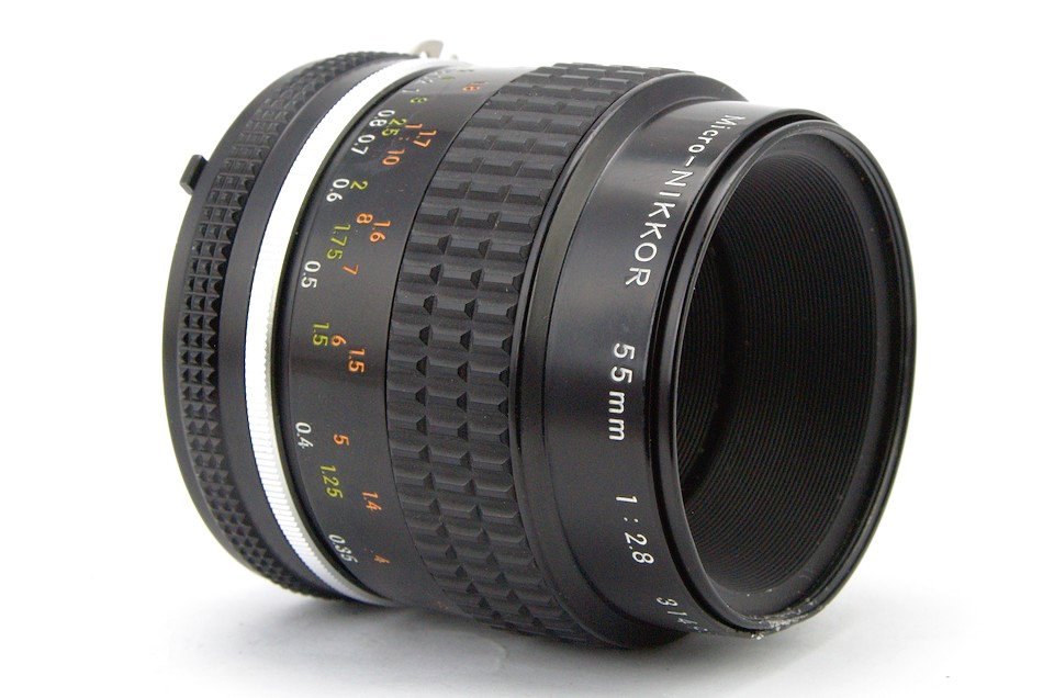 Nikon Micro-Nikkor 55mm 2.8