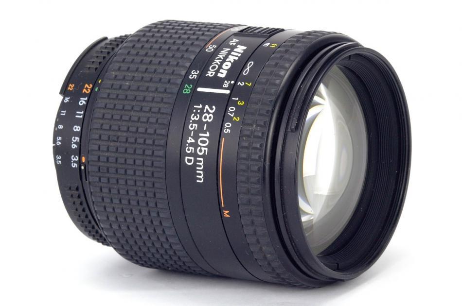 Nikon AF Nikkor 28-105mm 1:3.5-4.5D