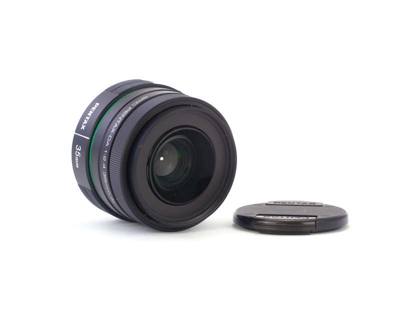 Обзор объектива SMC PENTAX-DA 35mm F2.4 AL