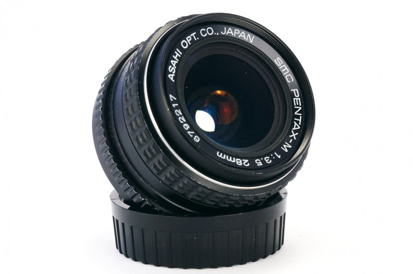 Обзор SMC Pentax-M 28mm F3.5