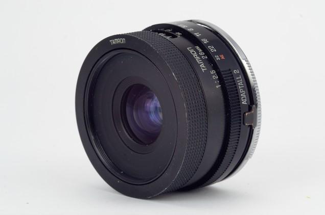 Tamron 28 mm f/ 2.5 Adaptall-2