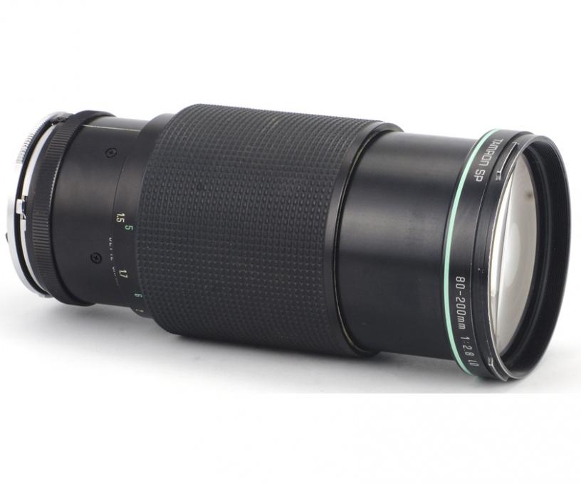 Обзор Tamron SP 80-200mm 1:2.8 LD (модель 30A)