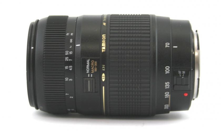 Tamron 70-300mm 1:4-5.6 Di LD Macro