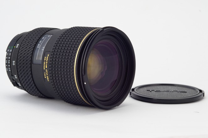 Tokina AT-X PRO 28-80mm 1:2.8 280 AF.
