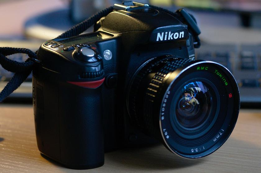 Переделка объектива RMC Tokina 17mm f/3.5