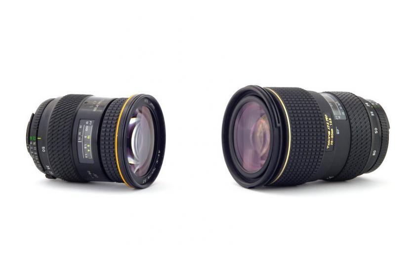 Tokina 28-70mm f/2.8 AT-X AF и Tokina AT-X PRO 28-80mm 1:2.8 280 AF