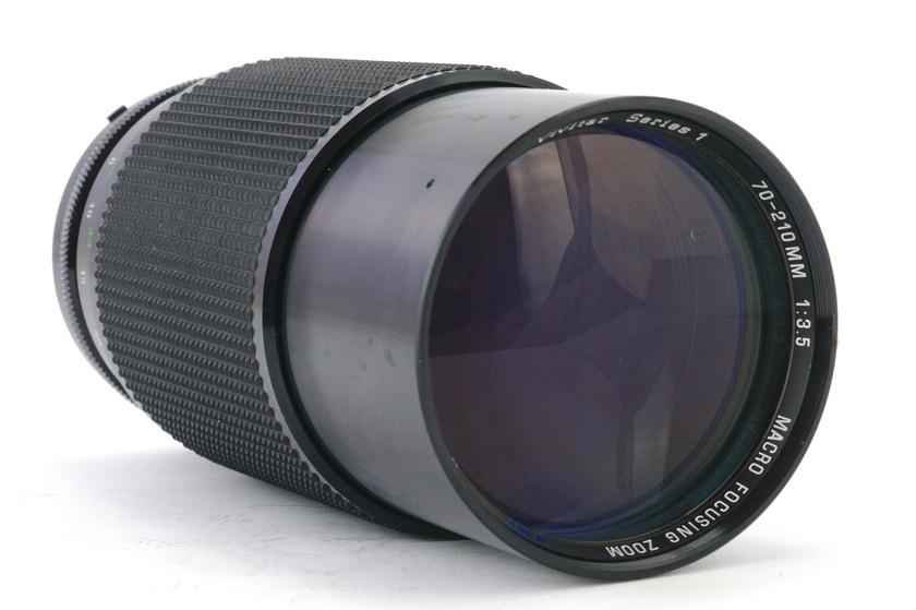 Vivitar Series 1 70-210mm 1:3.5 VMC (Tokina)