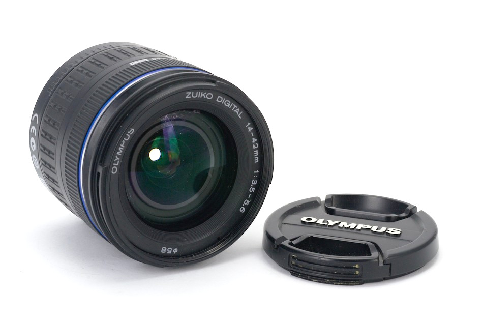 Olympus Zuiko Digital 14-42mm 1:3,5-5,6 ED