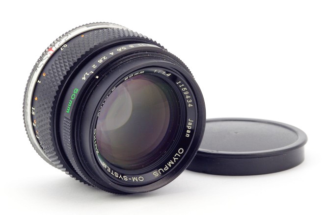 Olympus OM-System Zuiko Auto-S 50 mm f/ 1.4