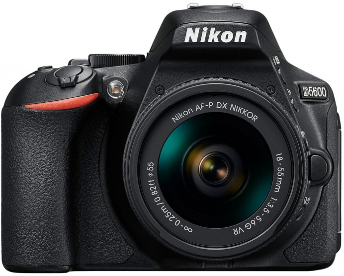 Новый Nikon D5600
