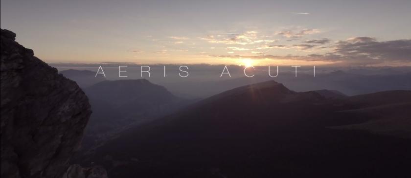 AERIS ACUTI - короткометражка снятая с дрона