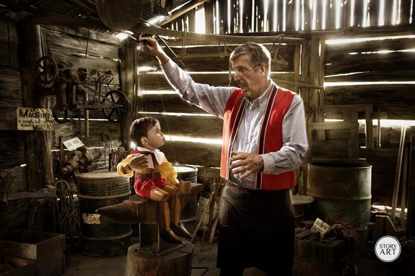 Международный конкурс «Отец и ребенок»