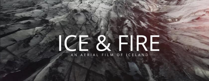 ICE & FIRE — короткометражный фильм про Исландию