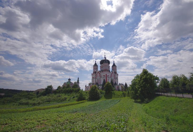 Свято-Пантелеймоновский собор. Фотопутешествие
