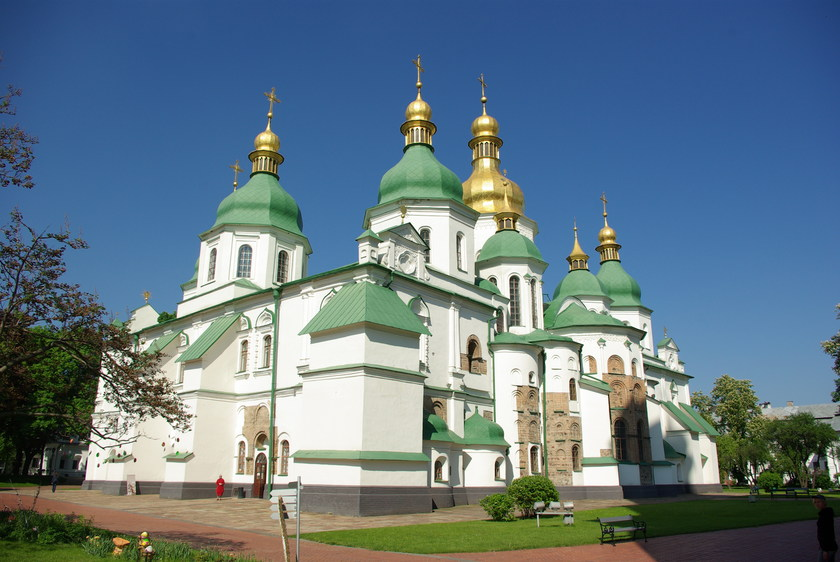 Софийский собор. Фотопутешествие