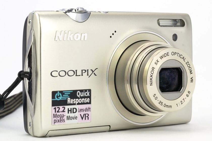 Фотоаппарат Nikon COOLPIX S5100