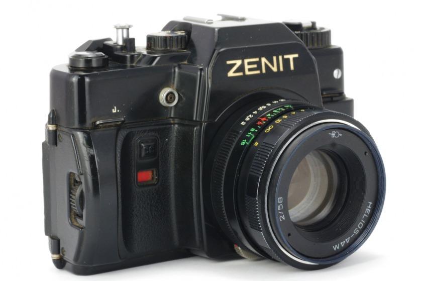 Фотоаппарат Зенит-122. Обзор и примеры фото