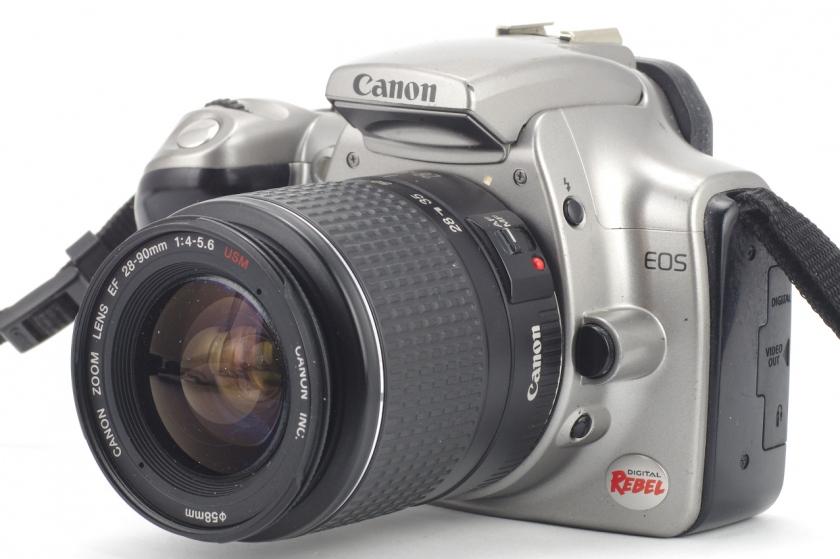Фотоаппарат Canon EOS 300D