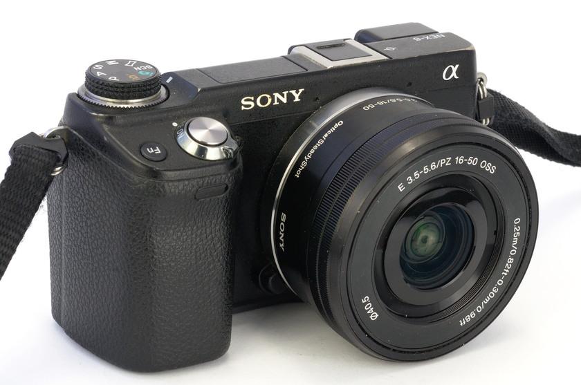 Фотоаппарат Sony NEX-6