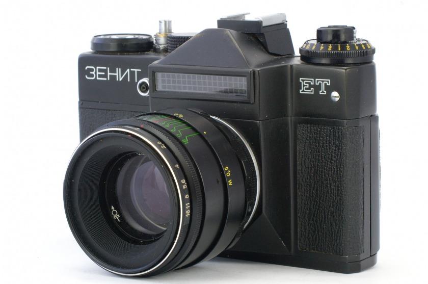 Фотоаппарат Зенит-EТ