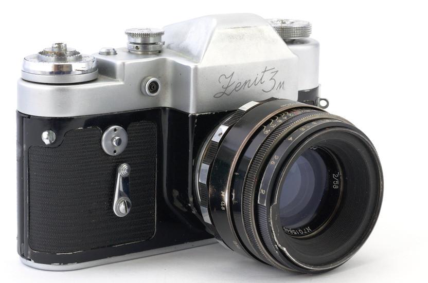 Фотоаппарат Зенит-3М. Обзор и примеры фото