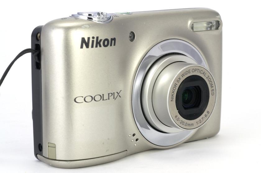 Фотоаппарат Nikon COOLPIX L25