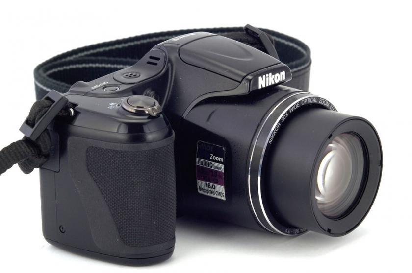 Фотоаппарат Nikon Coolpix L820. Обзор и примеры фото