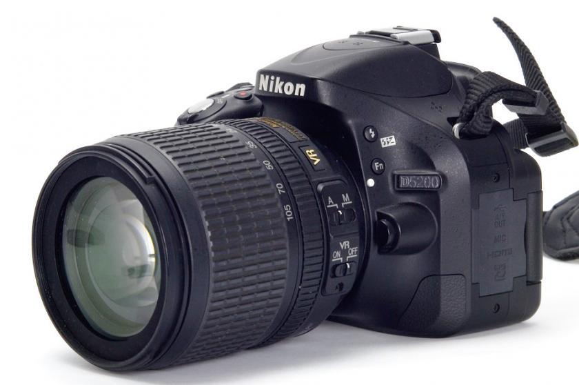 Фотоаппарат Nikon D5200. Обзор и примеры фото