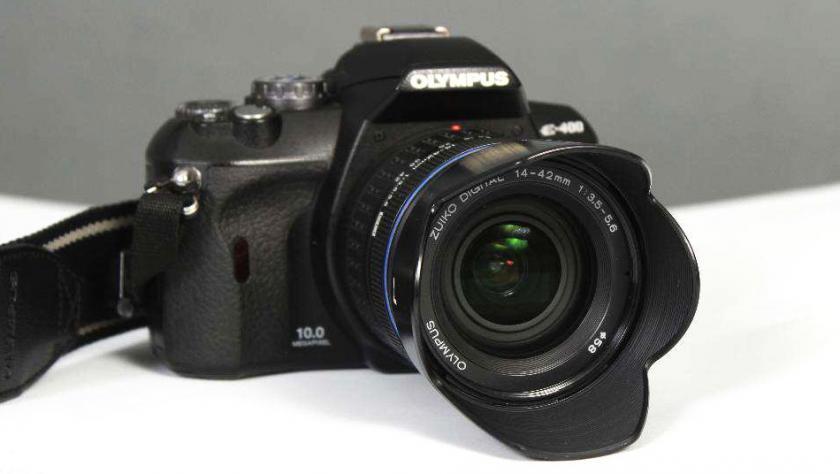 Фотоаппарат Olympus E-400. Обзор и примеры фото