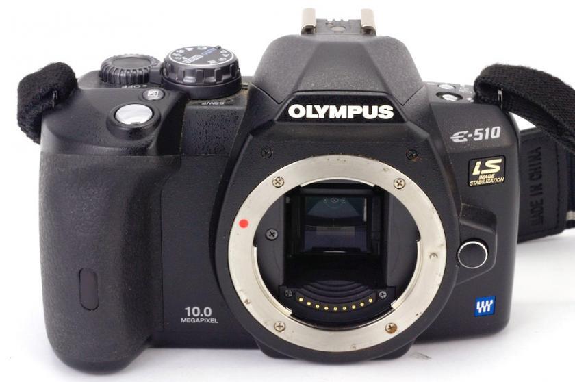Фотоапарат Olympus E-510. Обзор и примеры фото