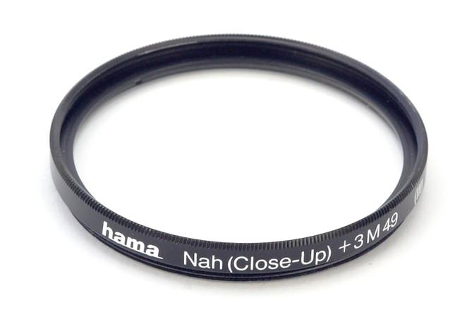 Макролинза hama Nah (Close-Up) +3 M49 (III). Обзор и тест