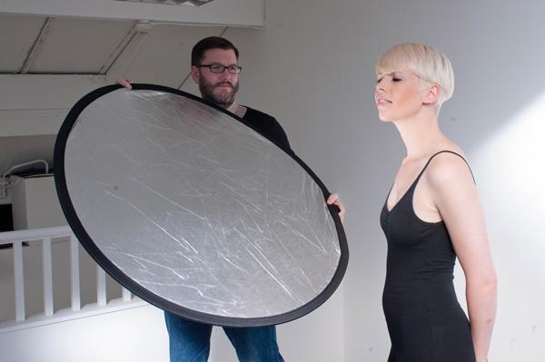 Как снимать студийные портреты в домашних условиях