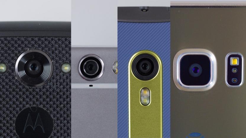 Куда развиваются камеры смартфонов