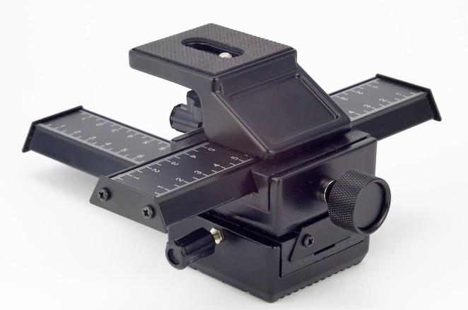 Двухуровневая макро-рельса LP-04 WJY. Краткий обзор