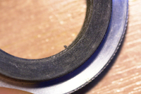 Чернение алюминия хлорным железом